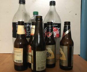 Eindopbrengst lege flessenactie Albert Heijn: € 777,30