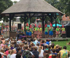 Met Leergeld meedoen aan kindervakantieweek 2019